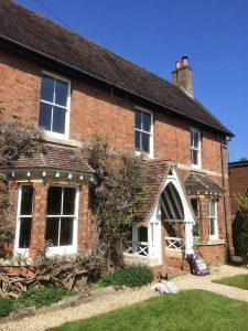 Spa Sash Windows Listed buildings and conservation areas