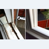 Spa Sash Windows - Before and After
